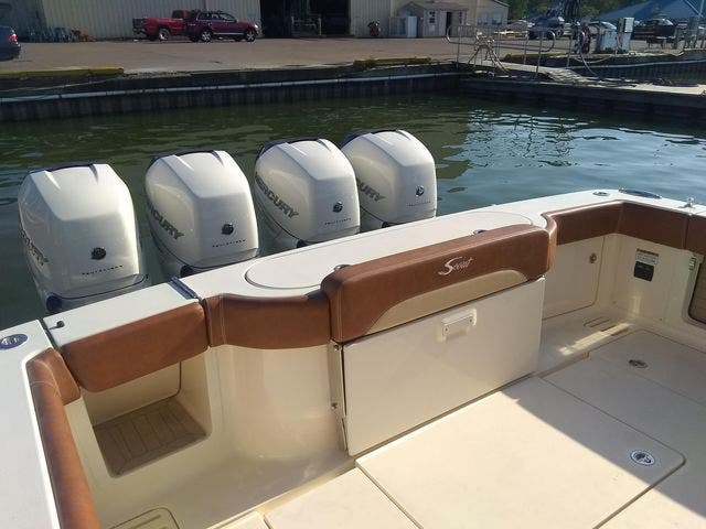 2020 Scout boat for sale, model of the boat is 420LXF & Image # 9 of 9