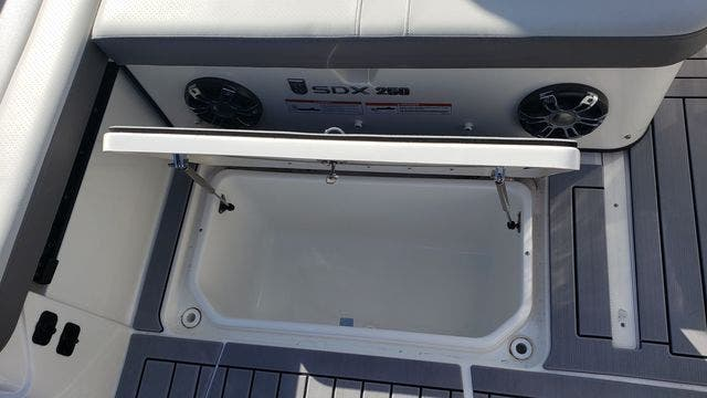 2020 Sea Ray boat for sale, model of the boat is 250SDXO & Image # 7 of 36