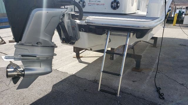 2020 Sea Ray boat for sale, model of the boat is 250SDXO & Image # 32 of 36