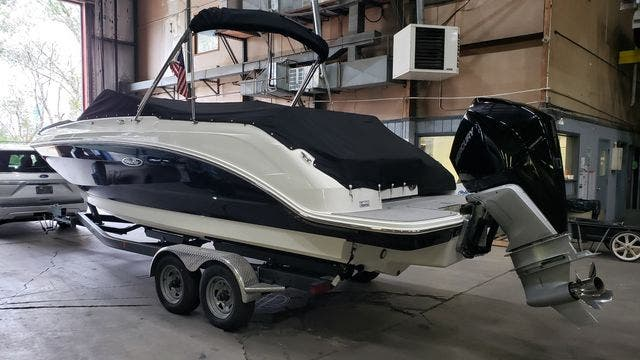 2020 Sea Ray boat for sale, model of the boat is 250SDXO & Image # 36 of 36