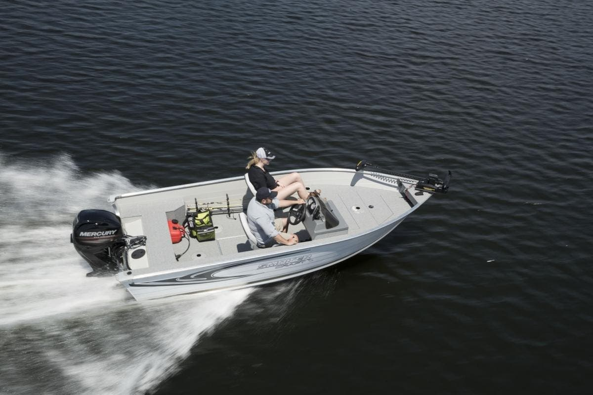 2020 Smoker Craft boat for sale, model of the boat is Angler & Image # 8 of 8