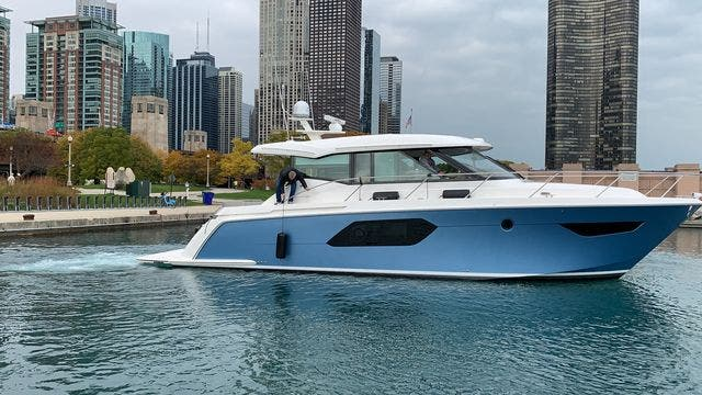 2020 Tiara Yachts boat for sale, model of the boat is 49 Coupe & Image # 3 of 44