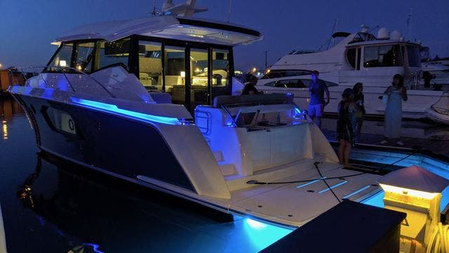 2020 Tiara Yachts boat for sale, model of the boat is 49 Coupe & Image # 4 of 44