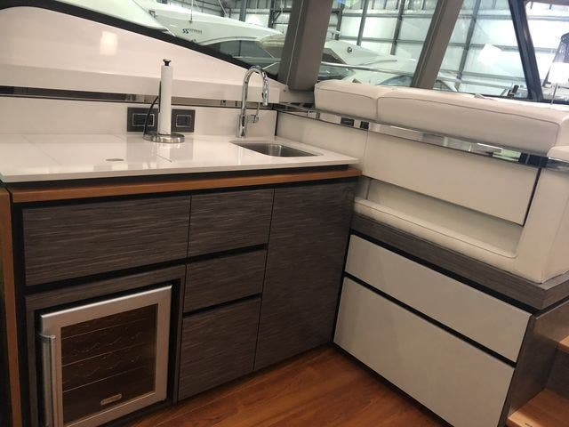 2020 Tiara Yachts boat for sale, model of the boat is 49 Coupe & Image # 18 of 44