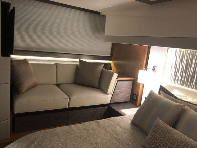 2020 Tiara Yachts boat for sale, model of the boat is 49 Coupe & Image # 33 of 44