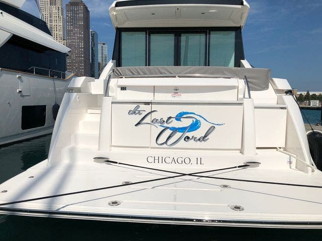 2020 Tiara Yachts boat for sale, model of the boat is 49 Coupe & Image # 44 of 44