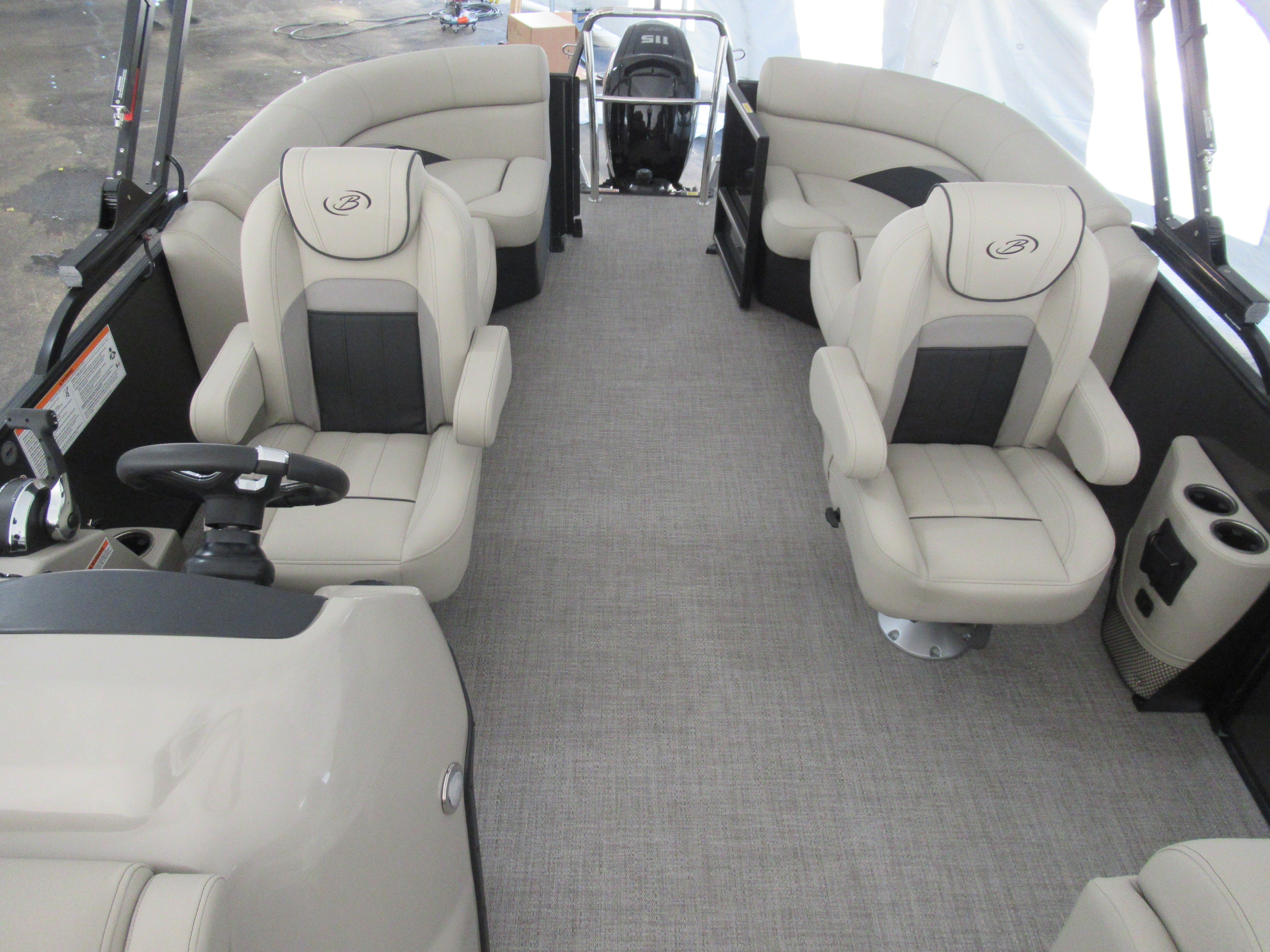 2021 Barletta boat for sale, model of the boat is C20QC & Image # 5 of 11