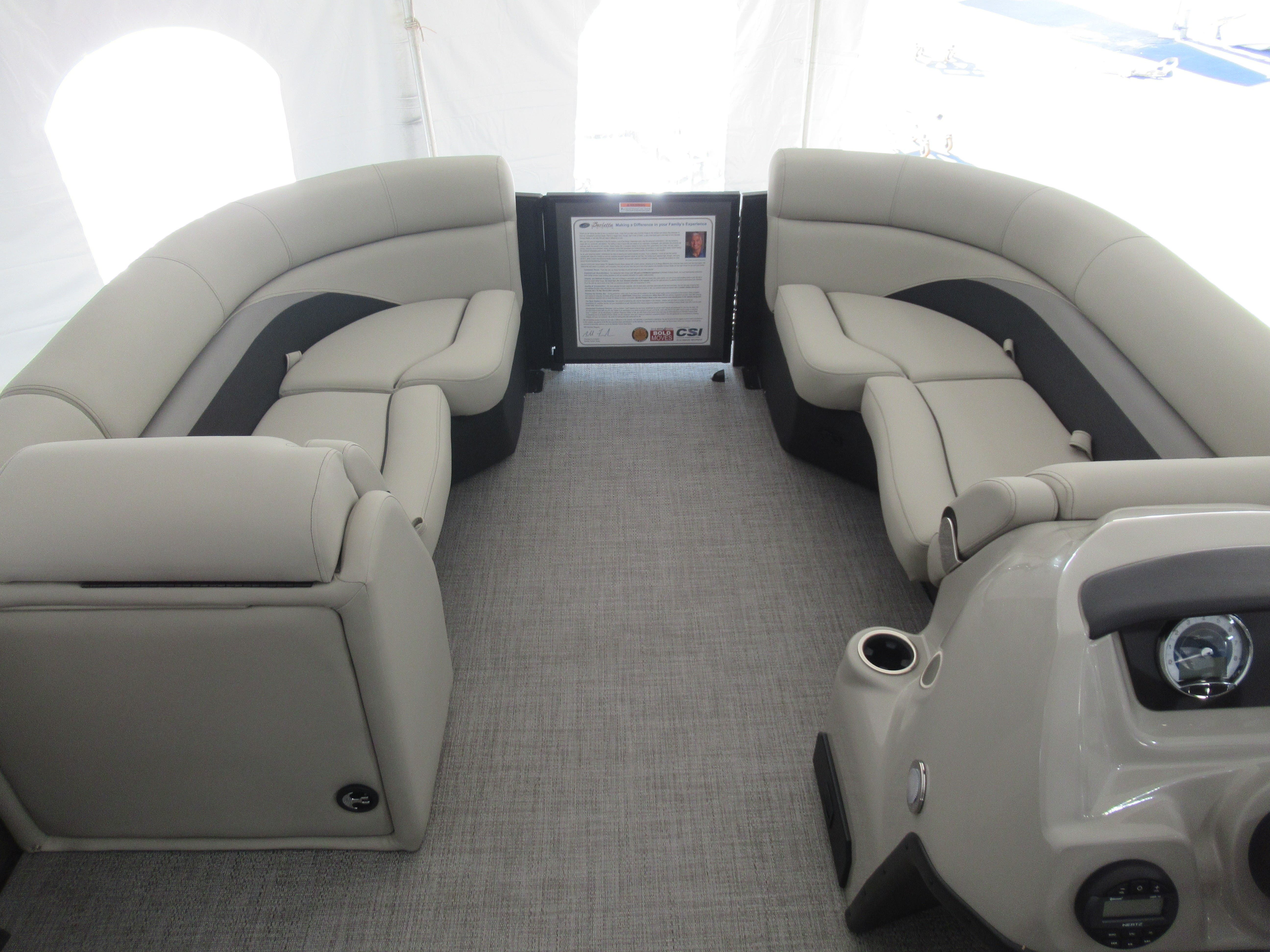 2021 Barletta boat for sale, model of the boat is C20QC & Image # 4 of 11