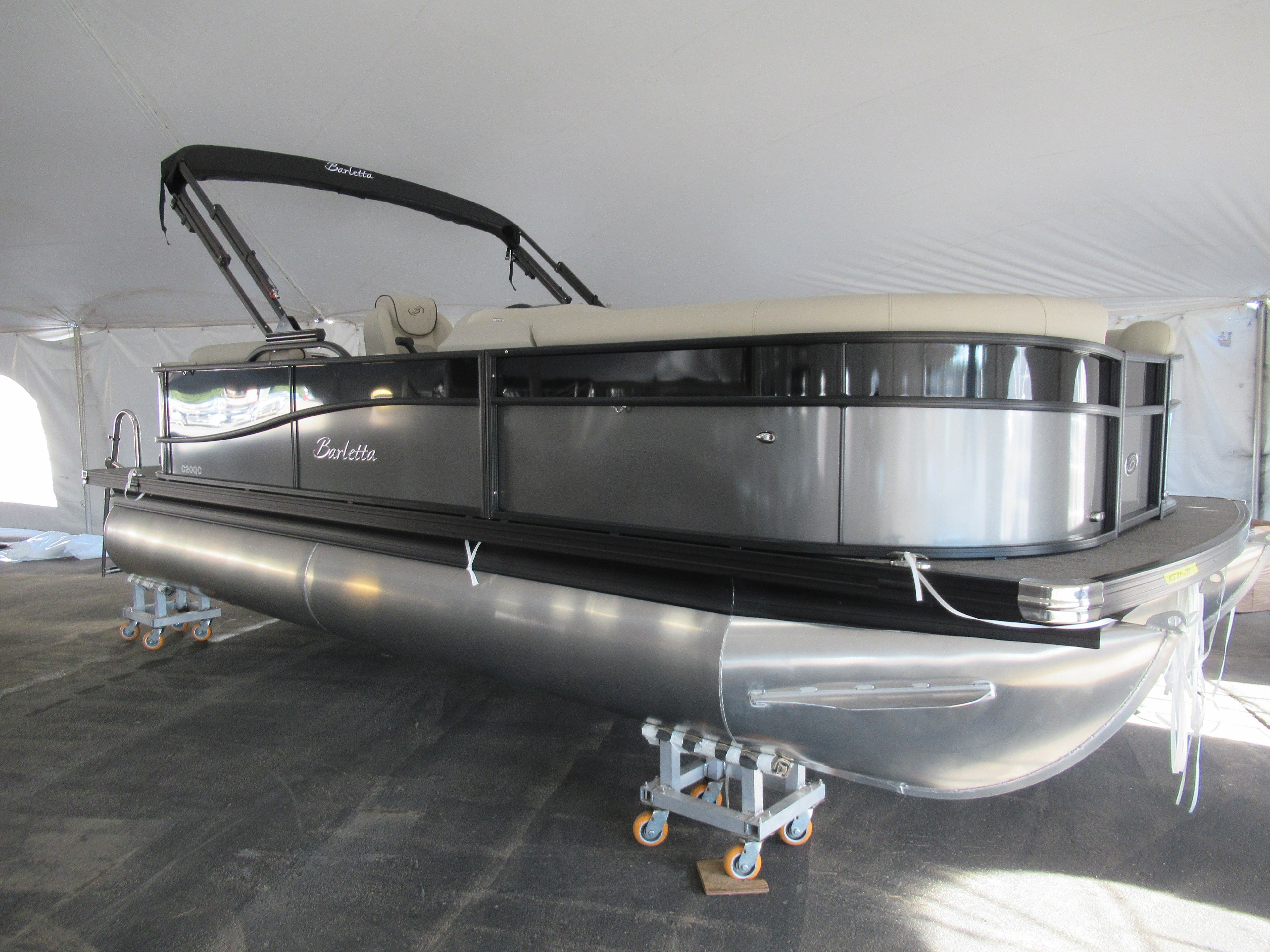 2021 Barletta boat for sale, model of the boat is C20QC & Image # 3 of 11
