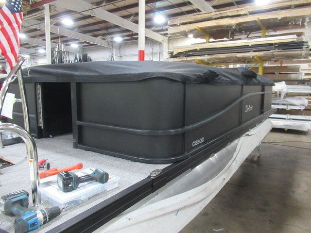 2021 Barletta boat for sale, model of the boat is C22QC & Image # 6 of 26
