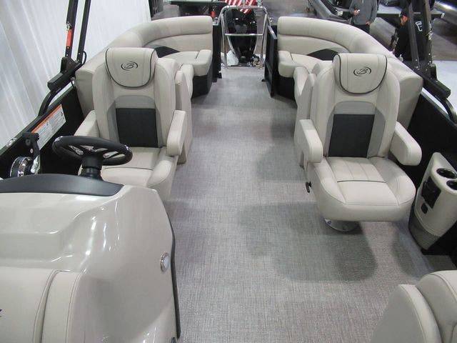 2021 Barletta boat for sale, model of the boat is C22QC & Image # 9 of 26