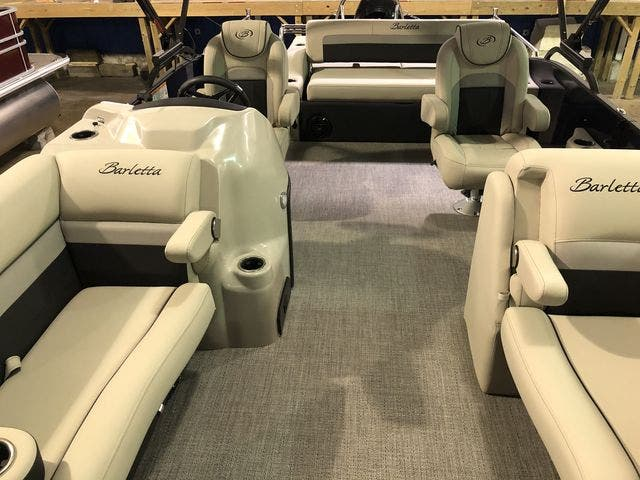 2021 Barletta boat for sale, model of the boat is C22UC & Image # 11 of 20