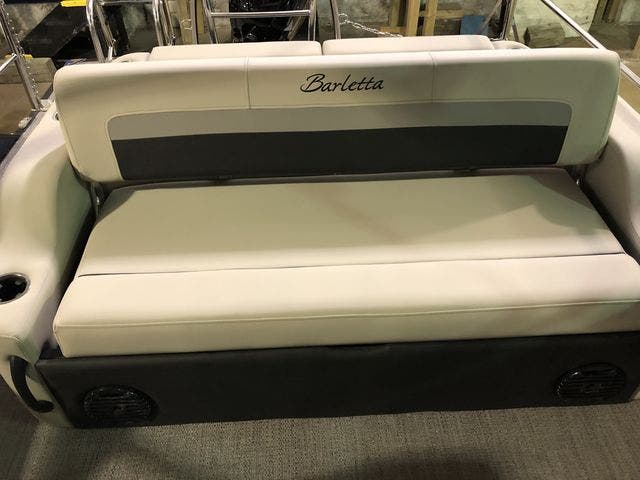 2021 Barletta boat for sale, model of the boat is C22UC & Image # 18 of 20