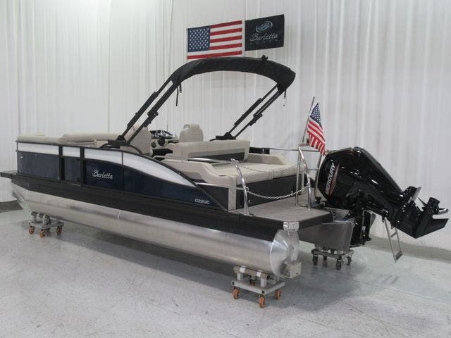 2021 Barletta boat for sale, model of the boat is C22UC & Image # 3 of 24