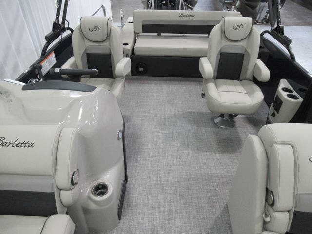 2021 Barletta boat for sale, model of the boat is C22UC & Image # 9 of 24