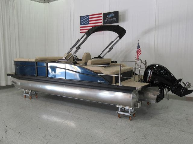 2021 Barletta boat for sale, model of the boat is C22UCTT & Image # 3 of 25