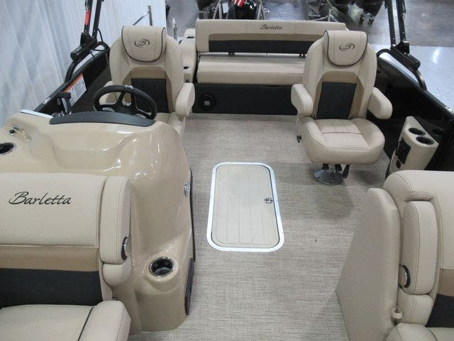 2021 Barletta boat for sale, model of the boat is C22UCTT & Image # 9 of 23