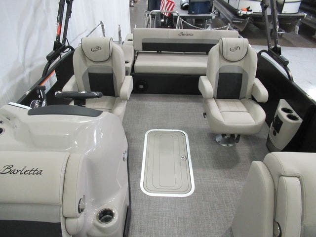 2021 Barletta boat for sale, model of the boat is C22UCTT & Image # 18 of 25