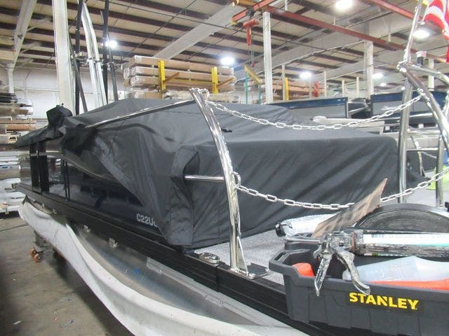 2021 Barletta boat for sale, model of the boat is C22UCTT & Image # 6 of 25