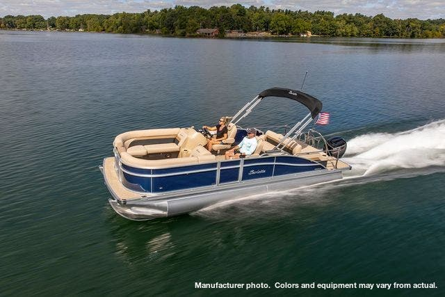 2021 Barletta boat for sale, model of the boat is C22UCTT & Image # 4 of 4