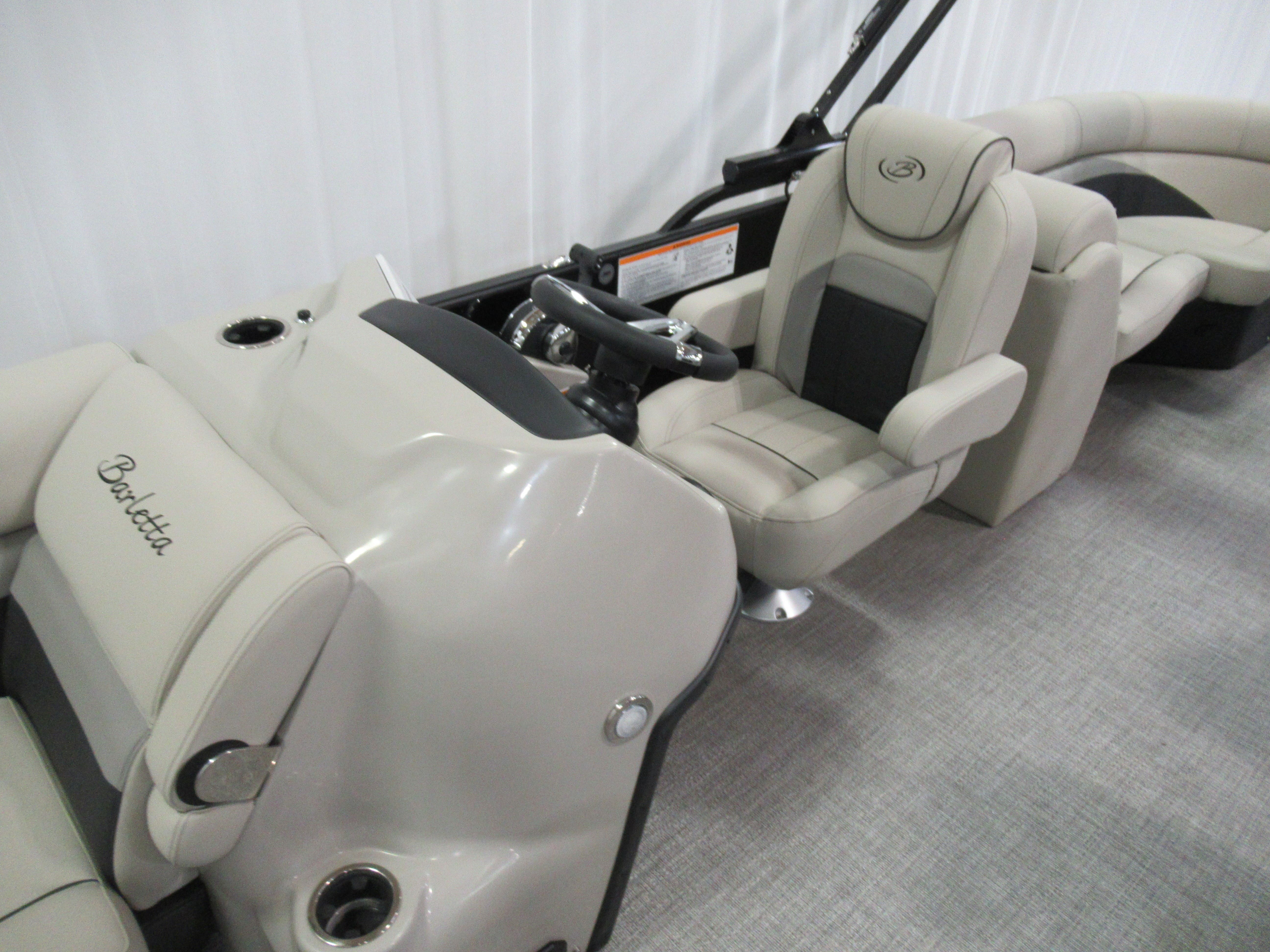 2021 Barletta boat for sale, model of the boat is C22qc & Image # 6 of 11