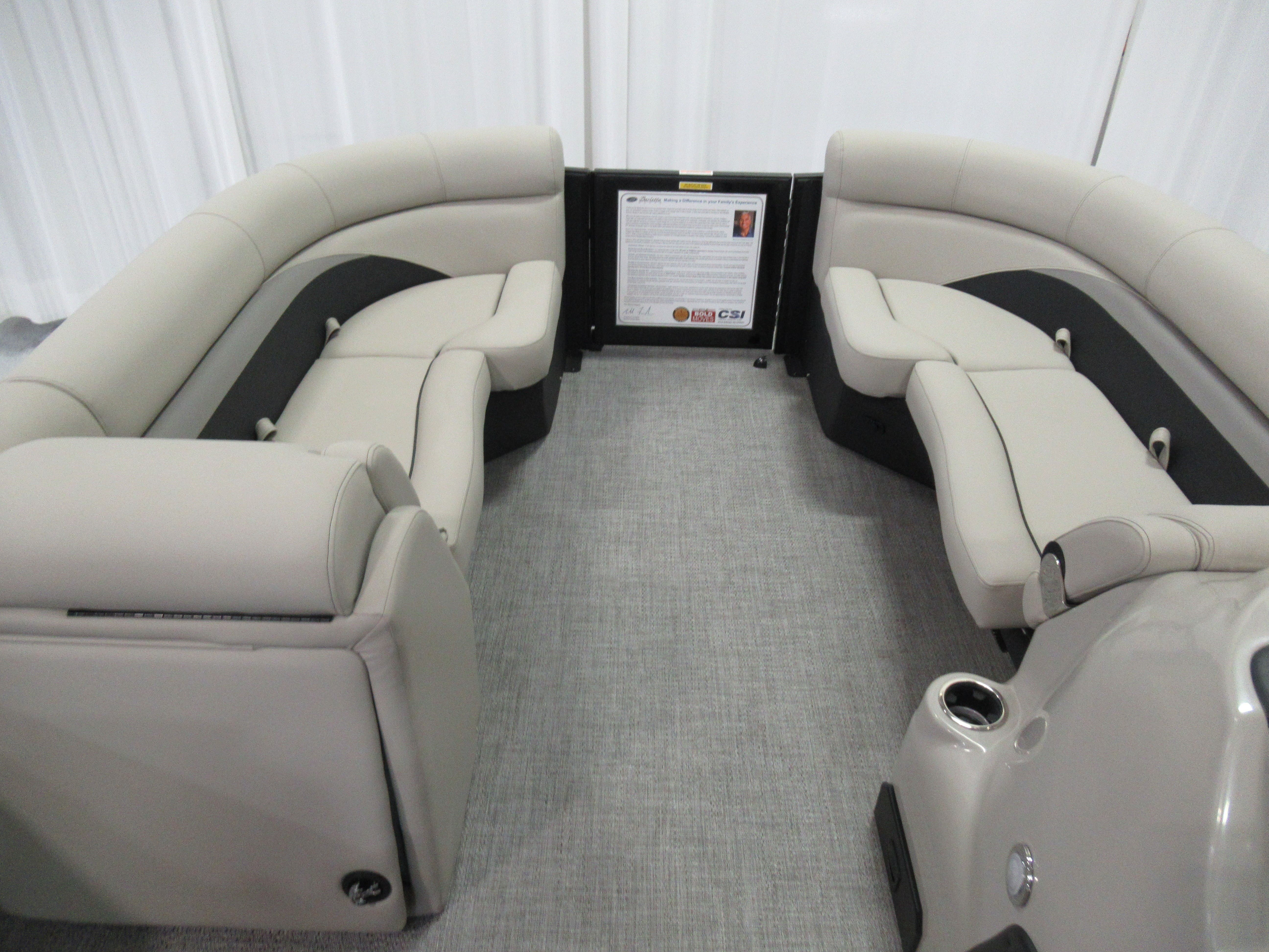 2021 Barletta boat for sale, model of the boat is C22qc & Image # 3 of 11