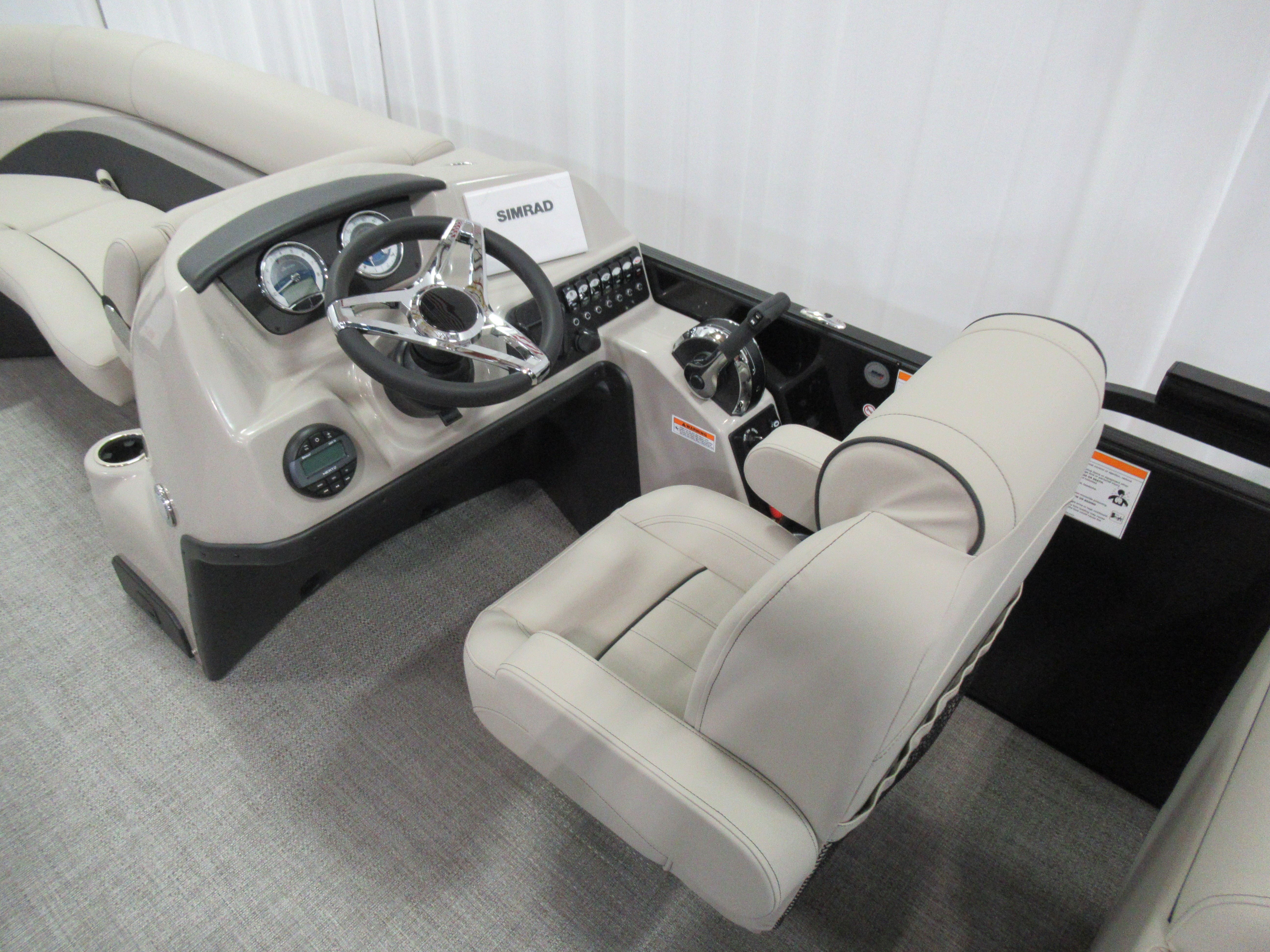 2021 Barletta boat for sale, model of the boat is C22qc & Image # 7 of 11