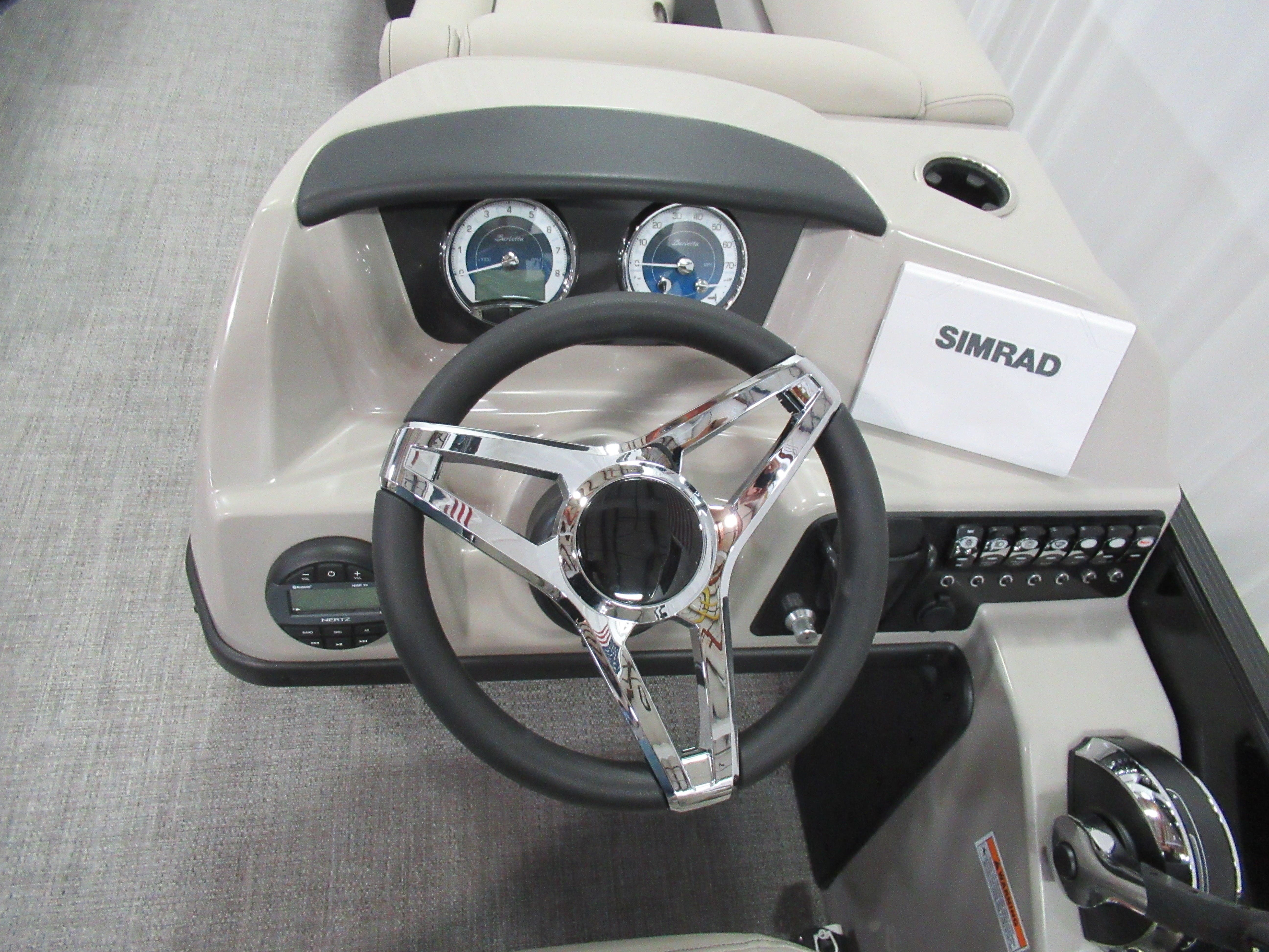 2021 Barletta boat for sale, model of the boat is C22qc & Image # 8 of 11