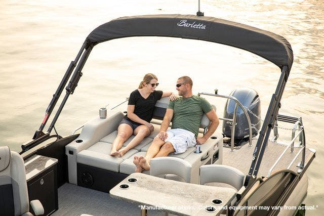 2021 Barletta boat for sale, model of the boat is C24UE & Image # 7 of 9