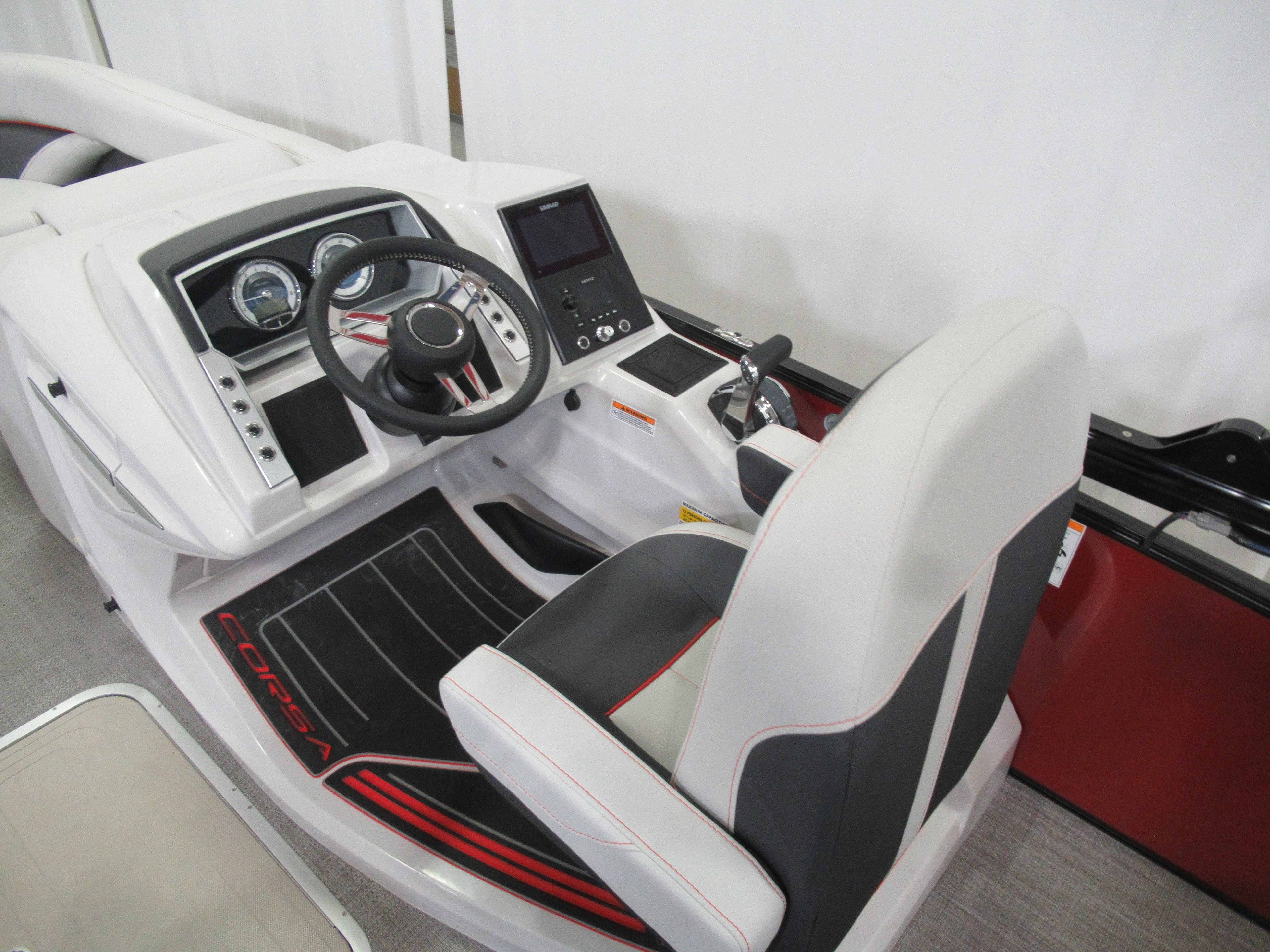 2021 Barletta boat for sale, model of the boat is CORSA 23UC & Image # 8 of 11
