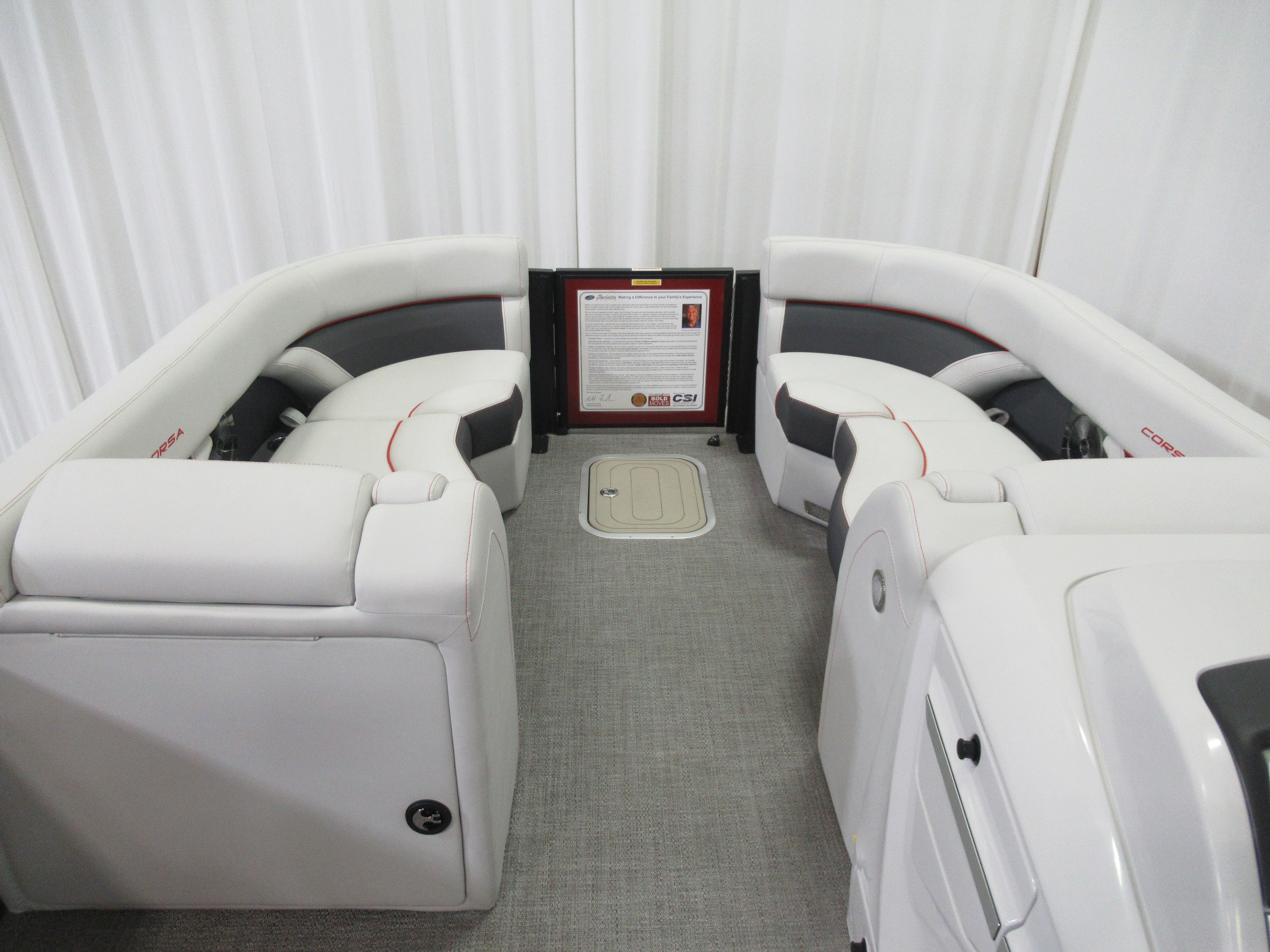 2021 Barletta boat for sale, model of the boat is CORSA 23UC & Image # 4 of 11
