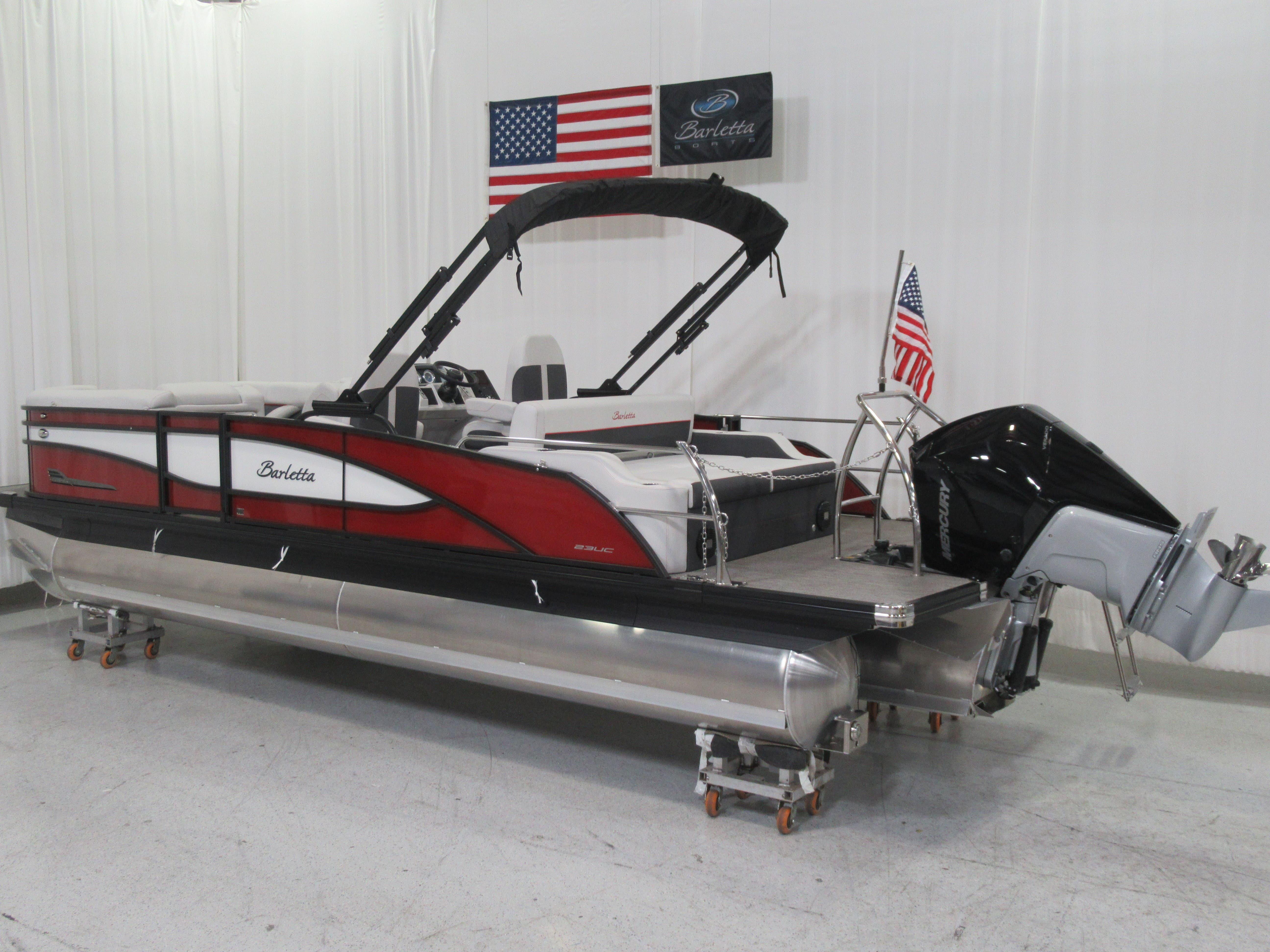 2021 Barletta boat for sale, model of the boat is CORSA 23UC & Image # 3 of 11