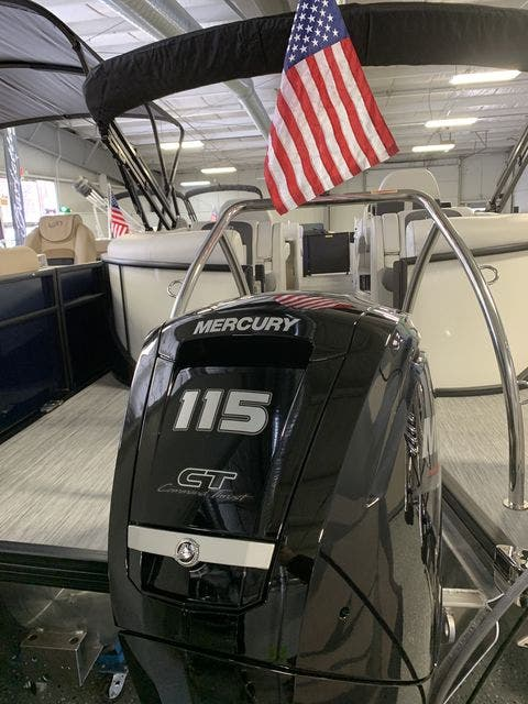 2021 Barletta boat for sale, model of the boat is Corsa23QC & Image # 9 of 17
