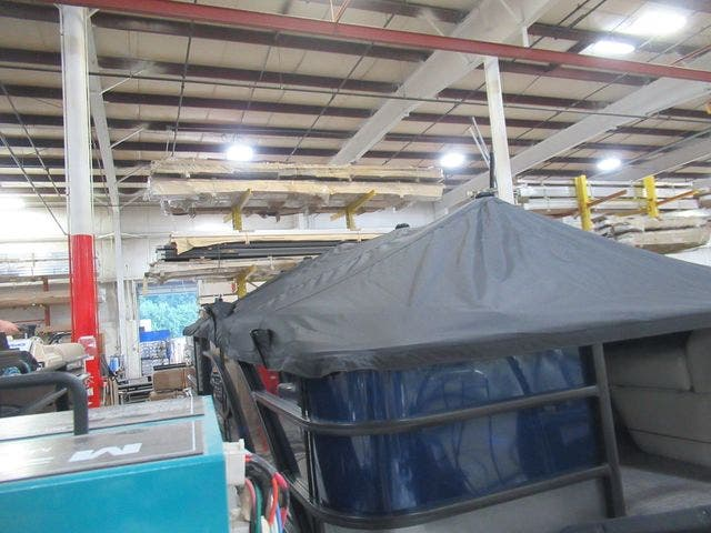 2021 Barletta boat for sale, model of the boat is L23QC & Image # 7 of 28