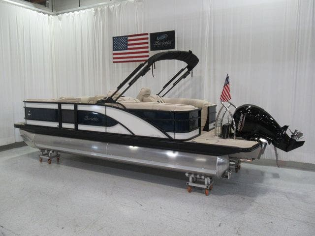 2021 Barletta boat for sale, model of the boat is L23QC & Image # 3 of 31