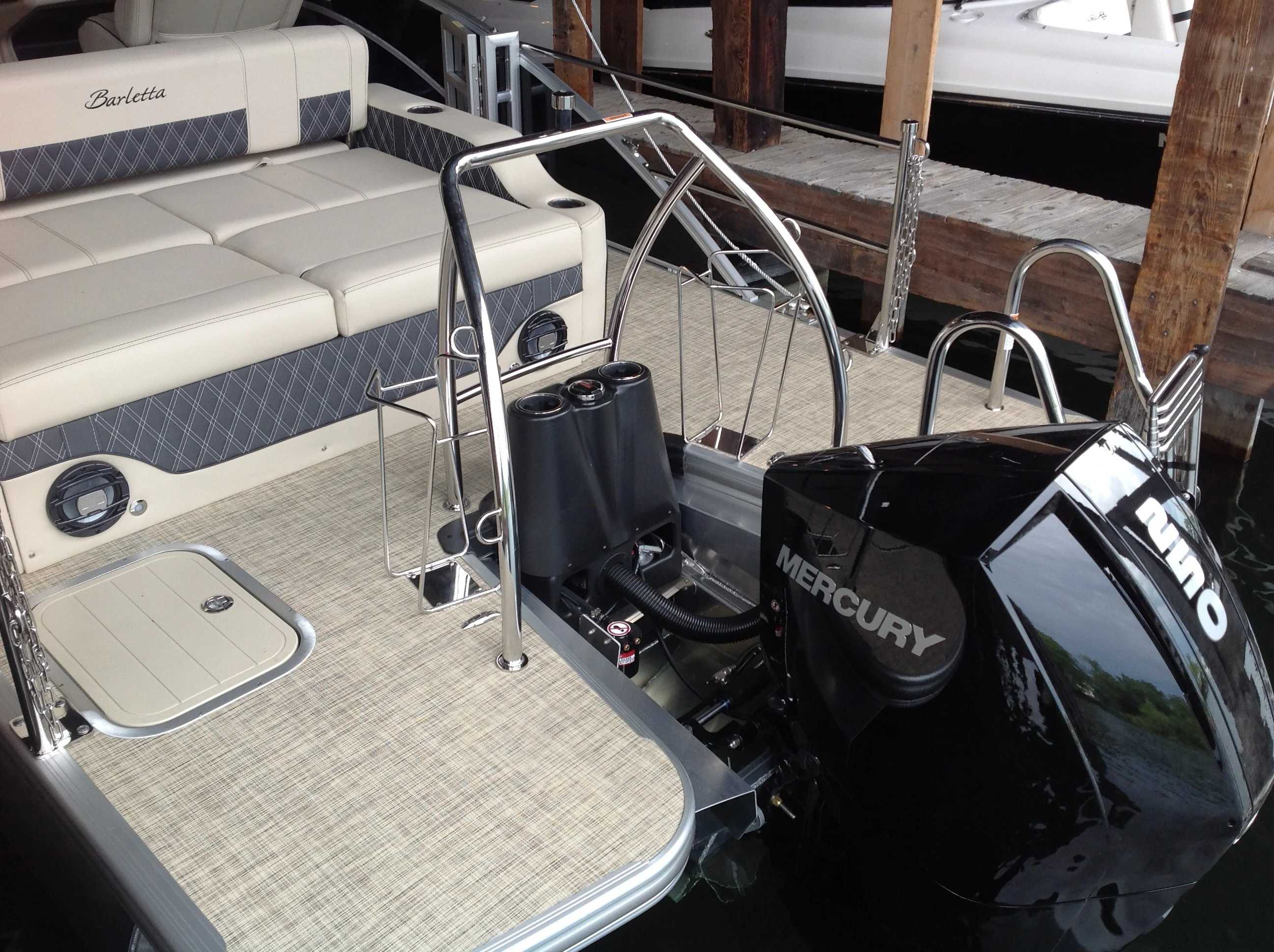2021 Barletta boat for sale, model of the boat is L23UC & Image # 12 of 12