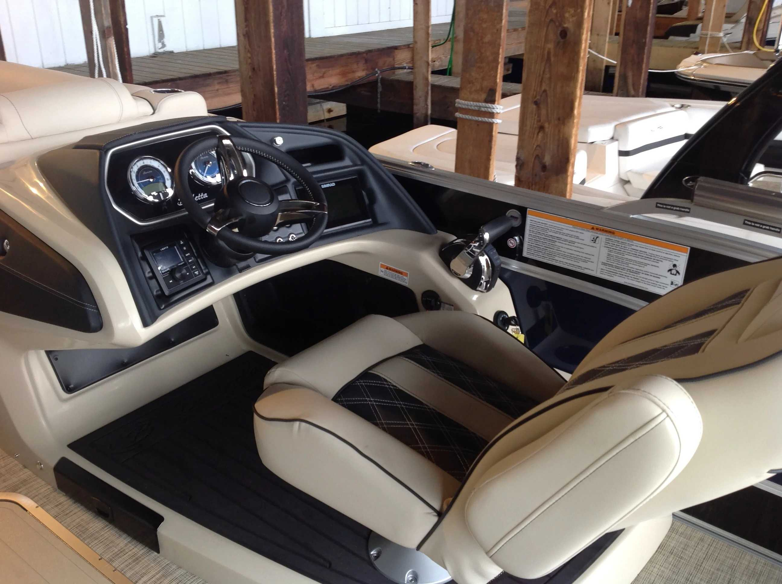 2021 Barletta boat for sale, model of the boat is L23UC & Image # 6 of 12