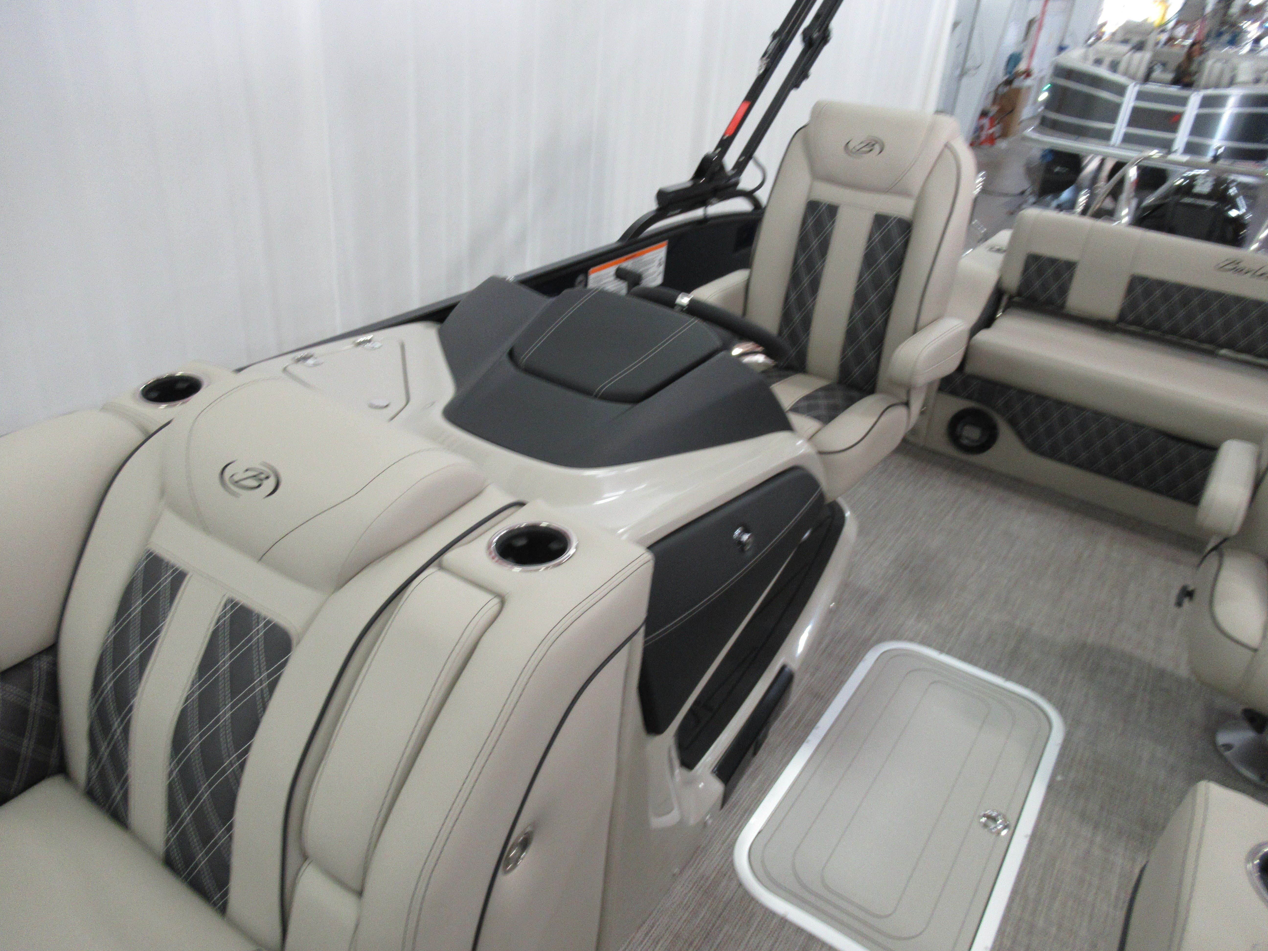 2021 Barletta boat for sale, model of the boat is L-Class & Image # 9 of 12