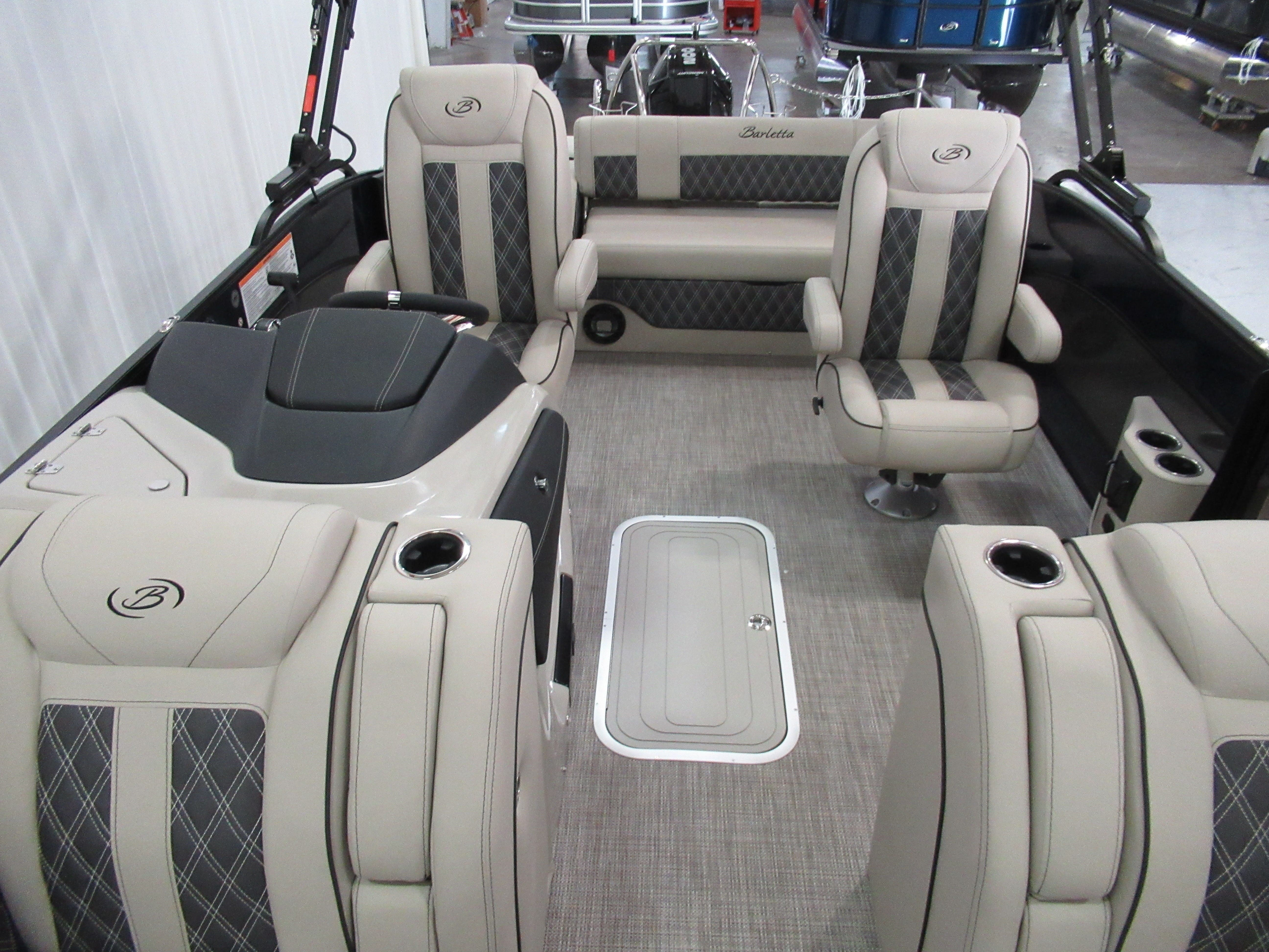 2021 Barletta boat for sale, model of the boat is L-Class & Image # 6 of 12