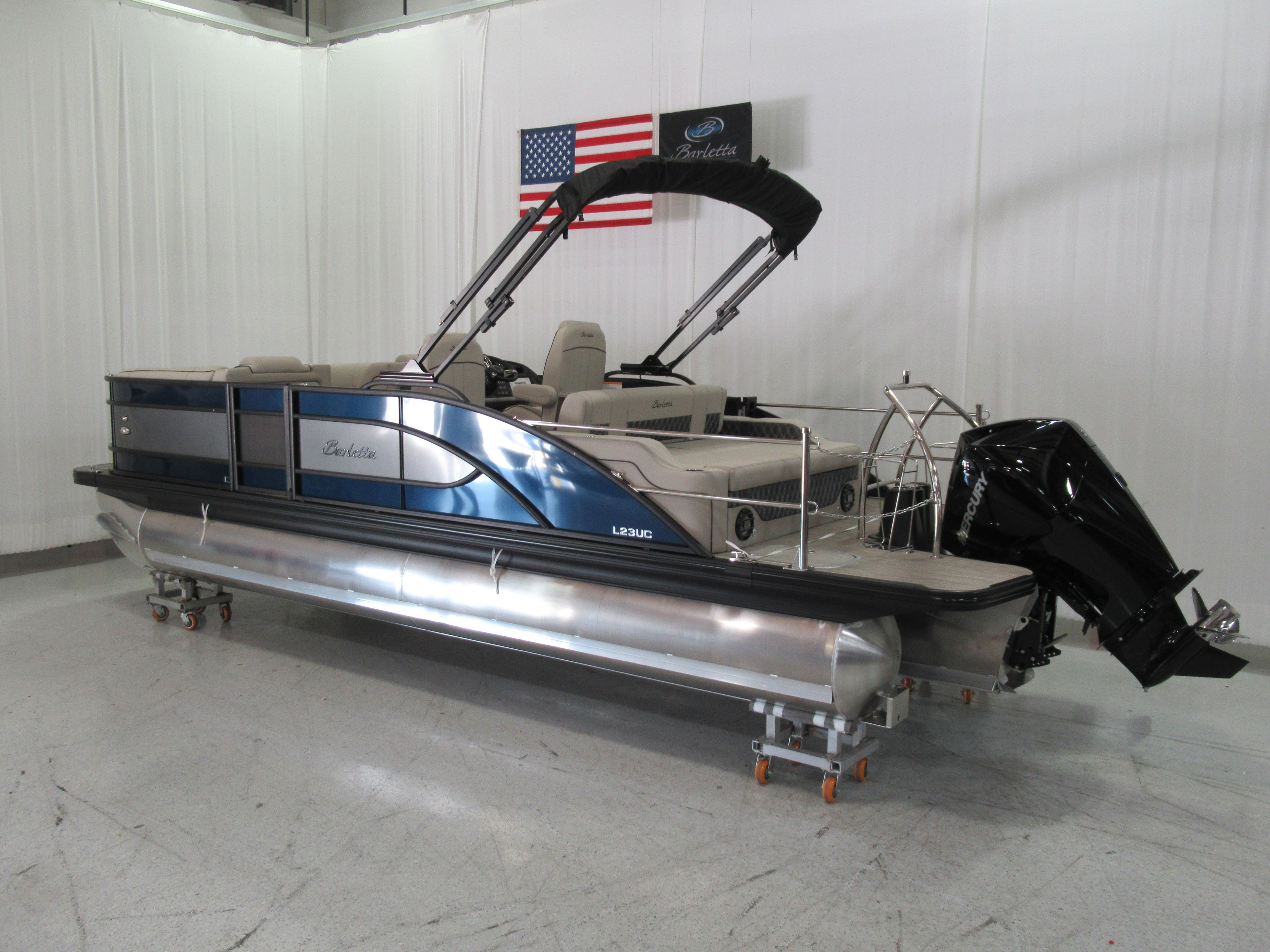 2021 Barletta boat for sale, model of the boat is L-Class & Image # 4 of 12