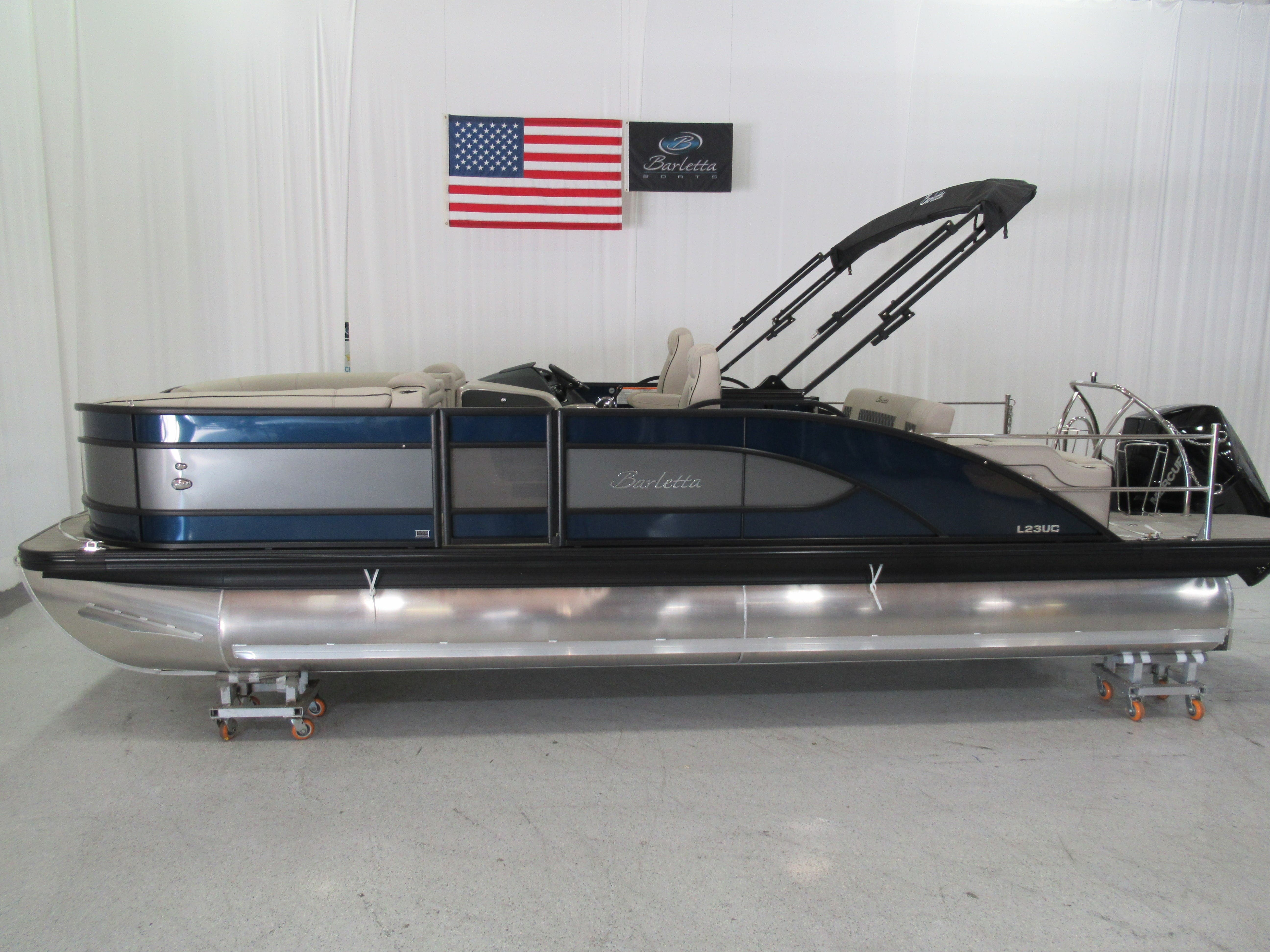 2021 Barletta boat for sale, model of the boat is L-Class & Image # 3 of 12