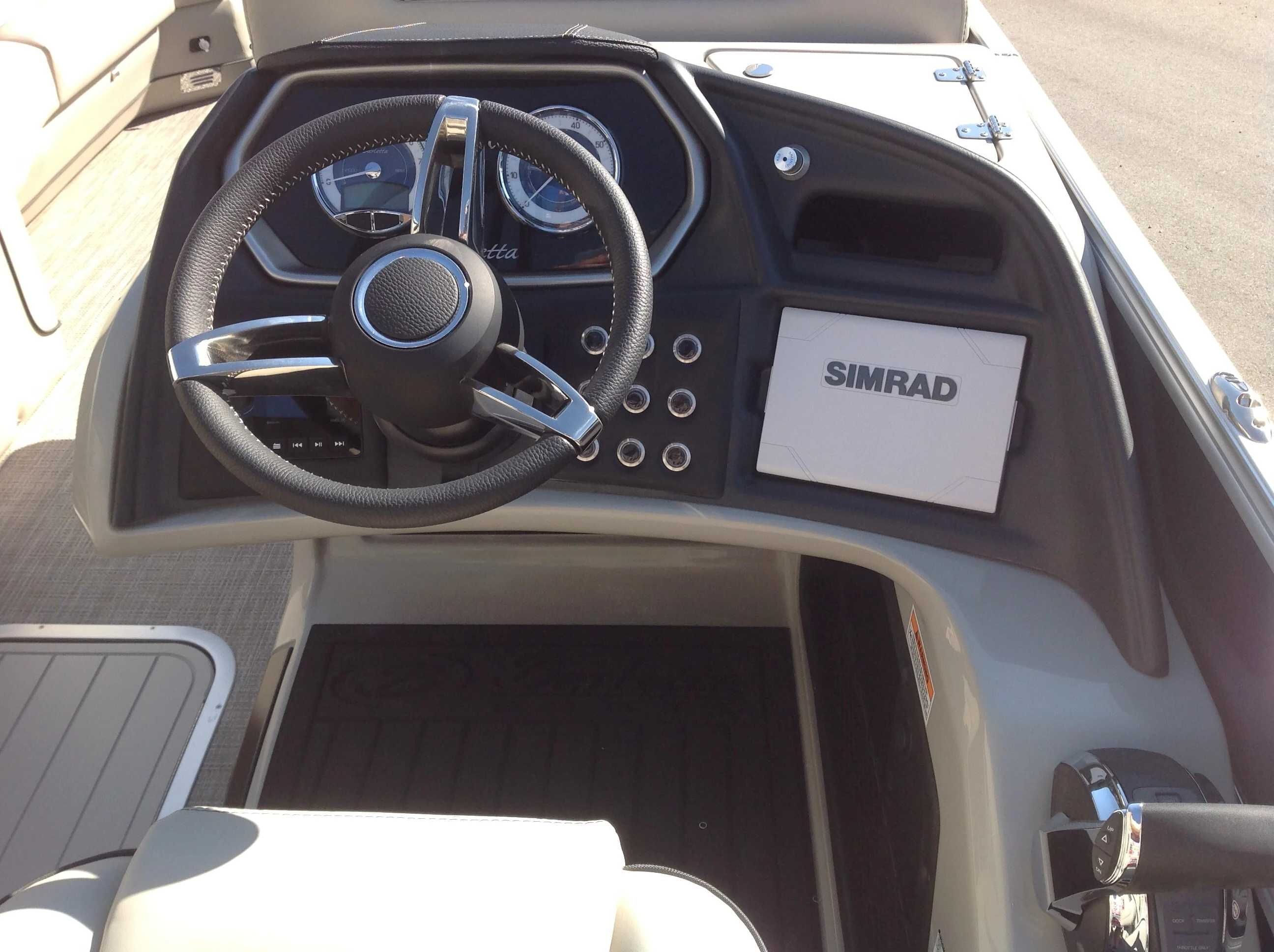 2021 Barletta boat for sale, model of the boat is L25UC & Image # 7 of 17
