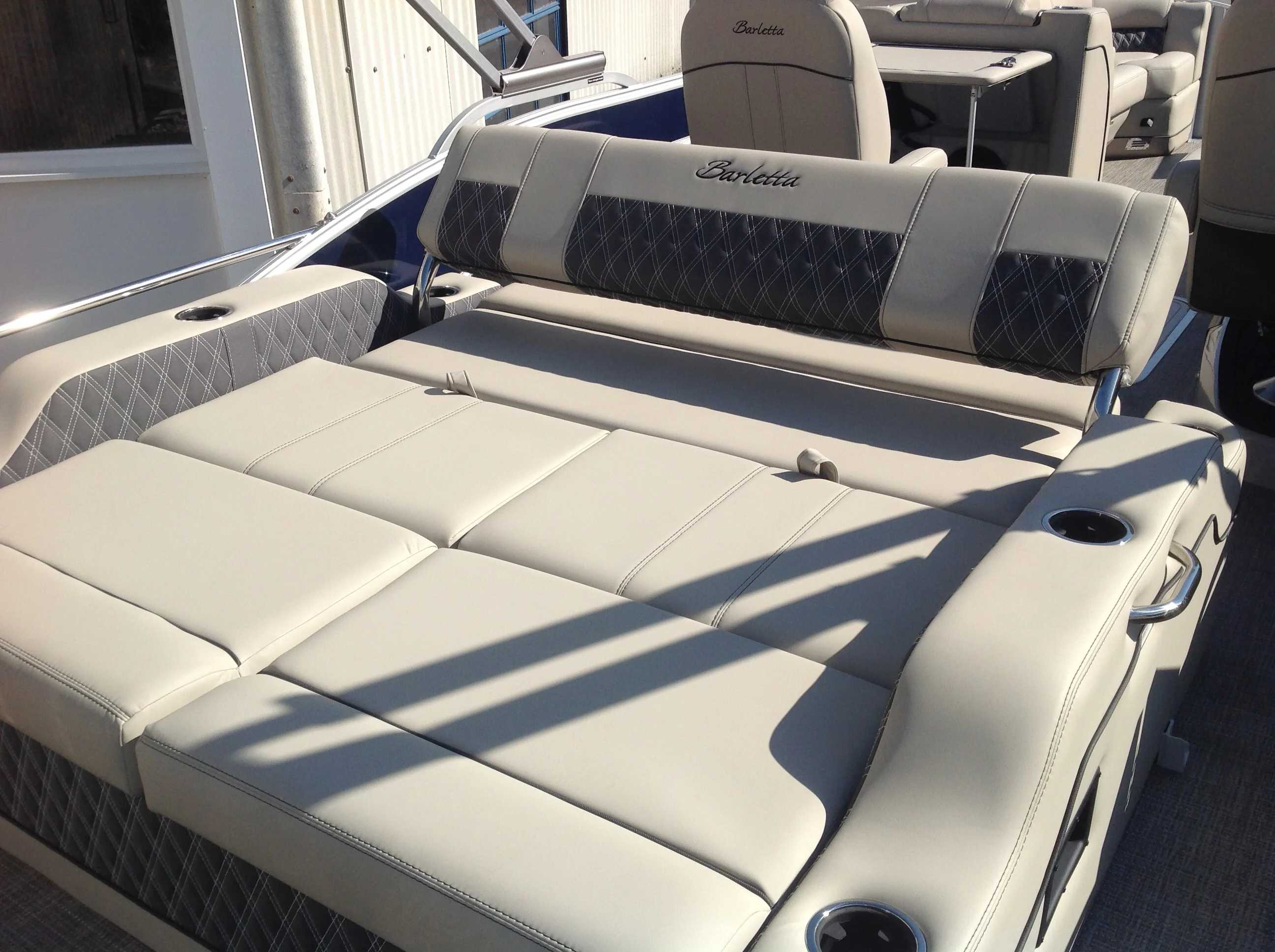 2021 Barletta boat for sale, model of the boat is L25UC & Image # 14 of 17