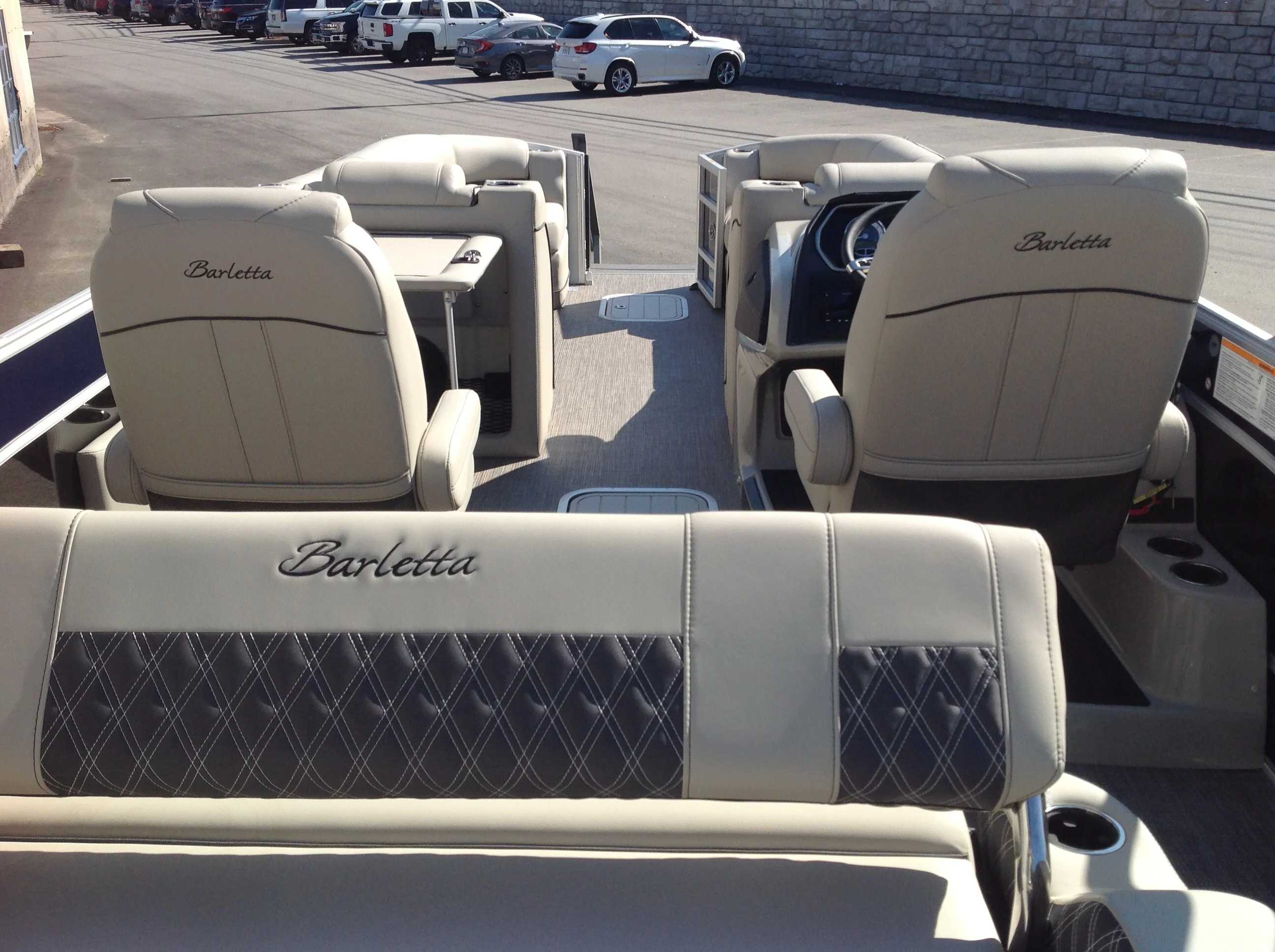 2021 Barletta boat for sale, model of the boat is L25UC & Image # 15 of 17