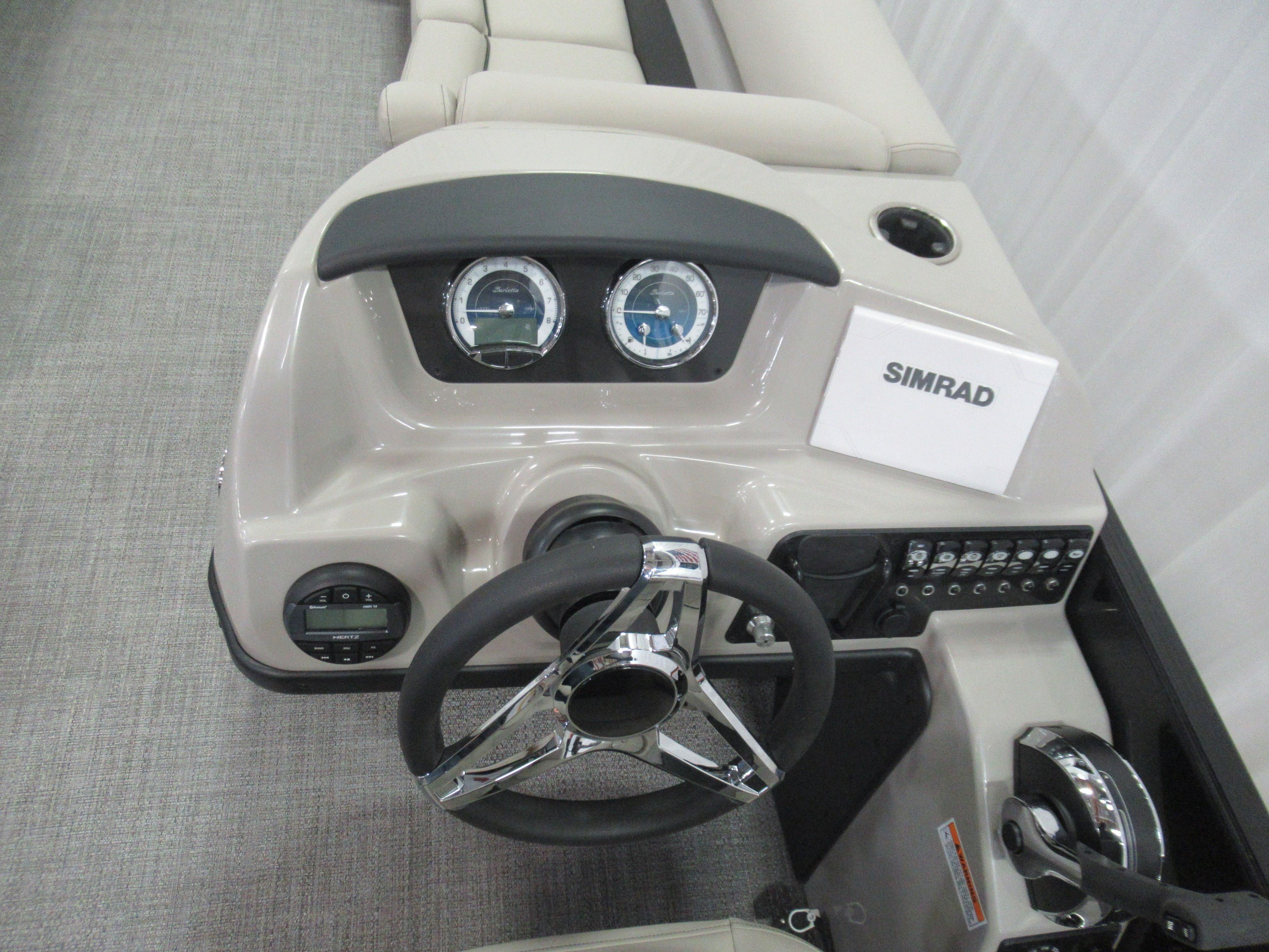 2021 Barletta boat for sale, model of the boat is C24uc & Image # 9 of 11