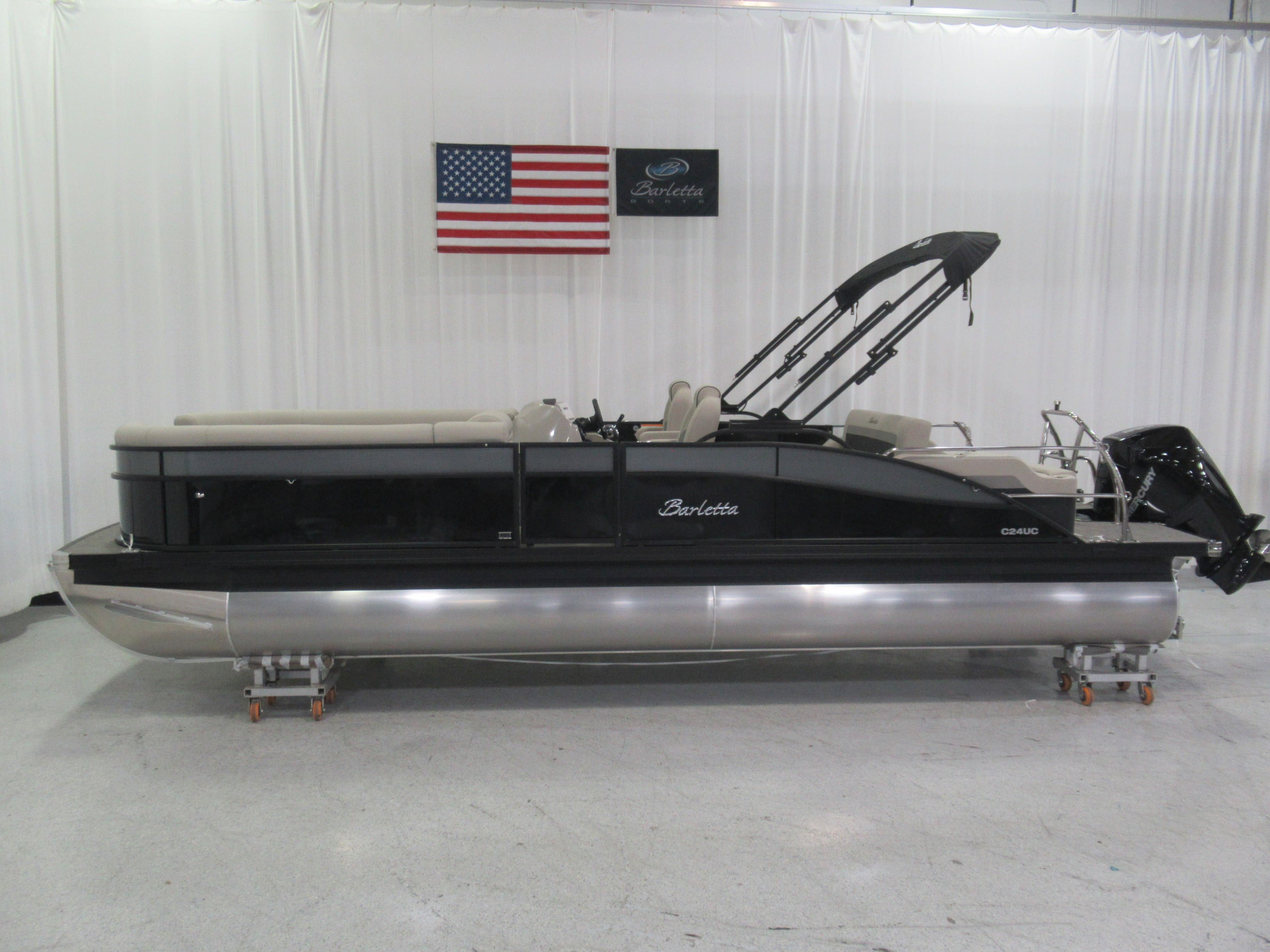 2021 Barletta boat for sale, model of the boat is C24uc & Image # 3 of 11