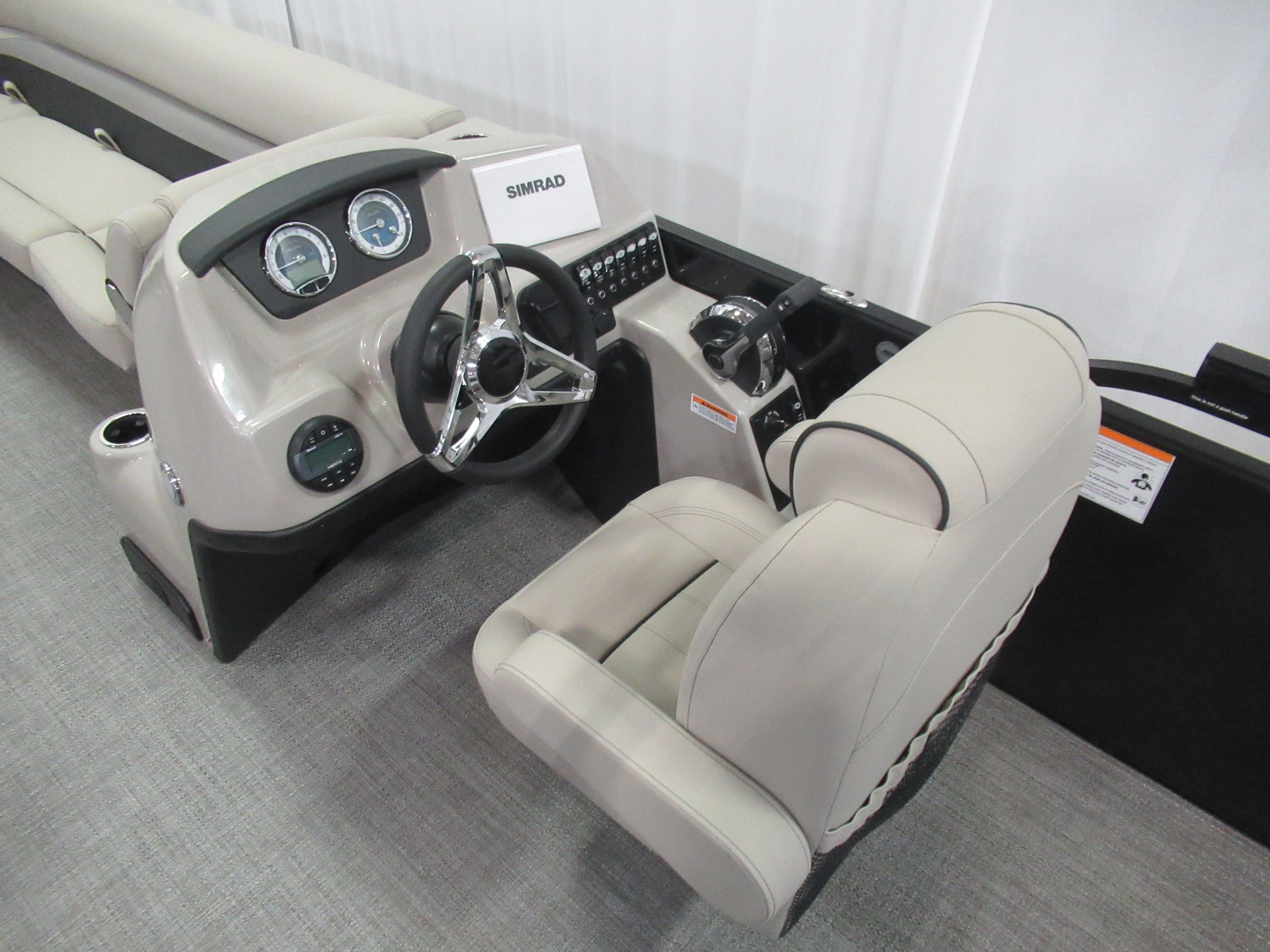 2021 Barletta boat for sale, model of the boat is C24uc & Image # 8 of 11