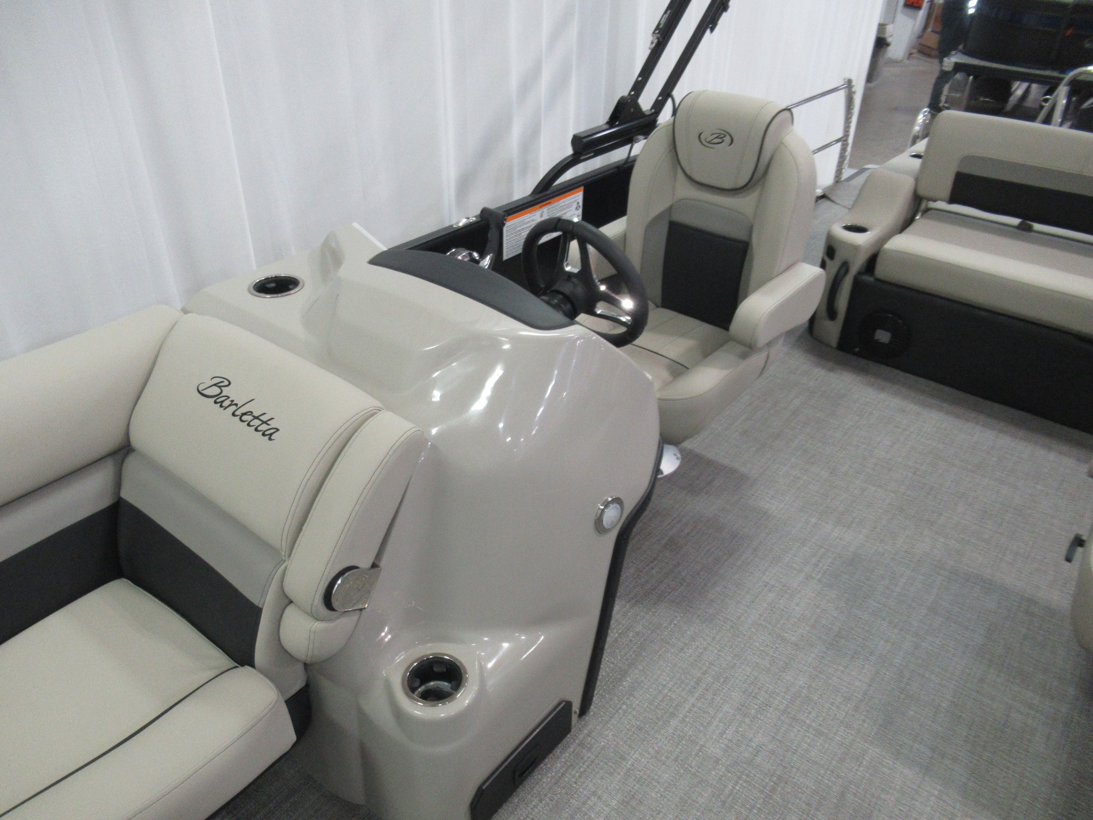 2021 Barletta boat for sale, model of the boat is C24uc & Image # 7 of 11