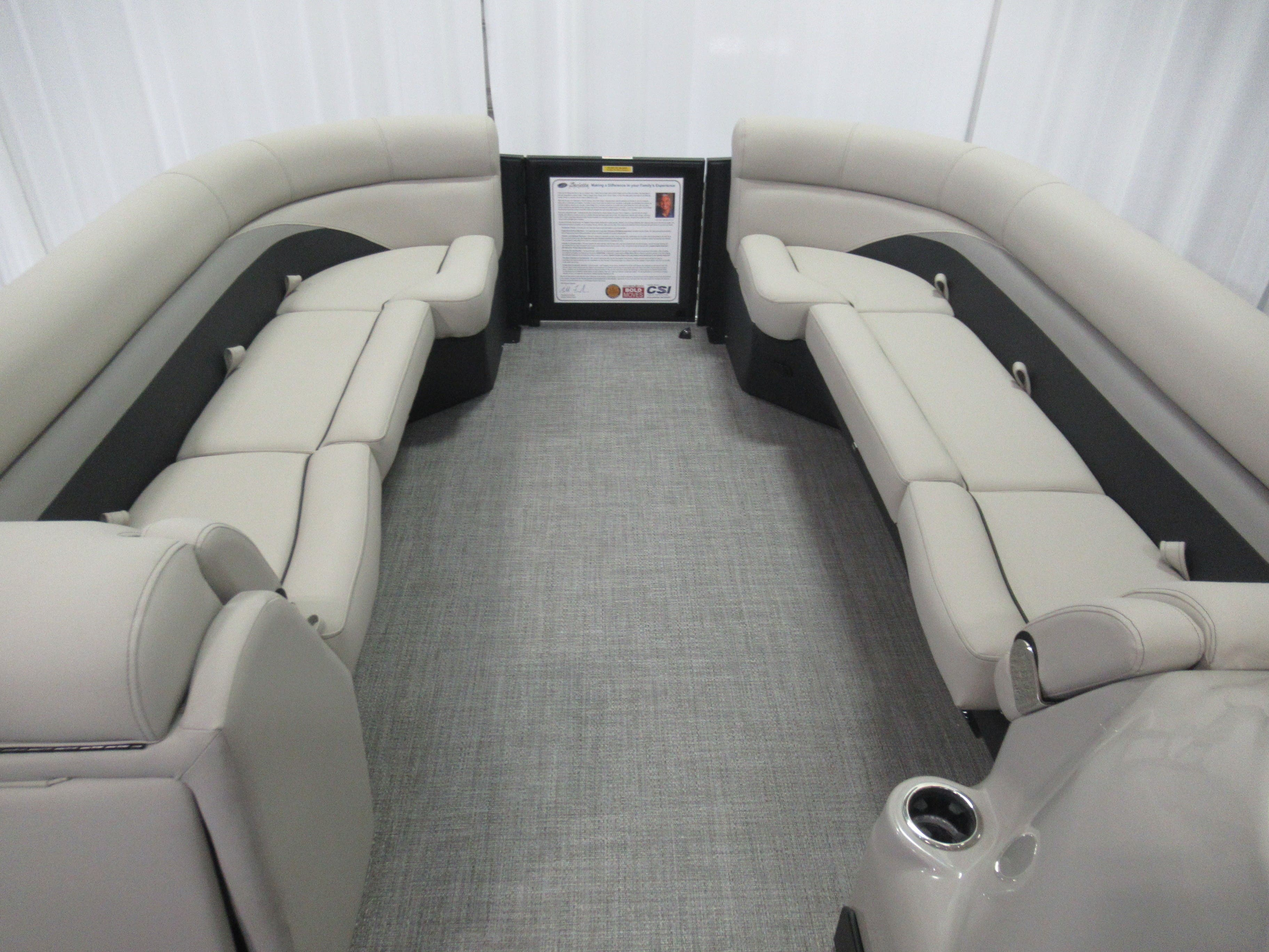2021 Barletta boat for sale, model of the boat is C24uc & Image # 4 of 11