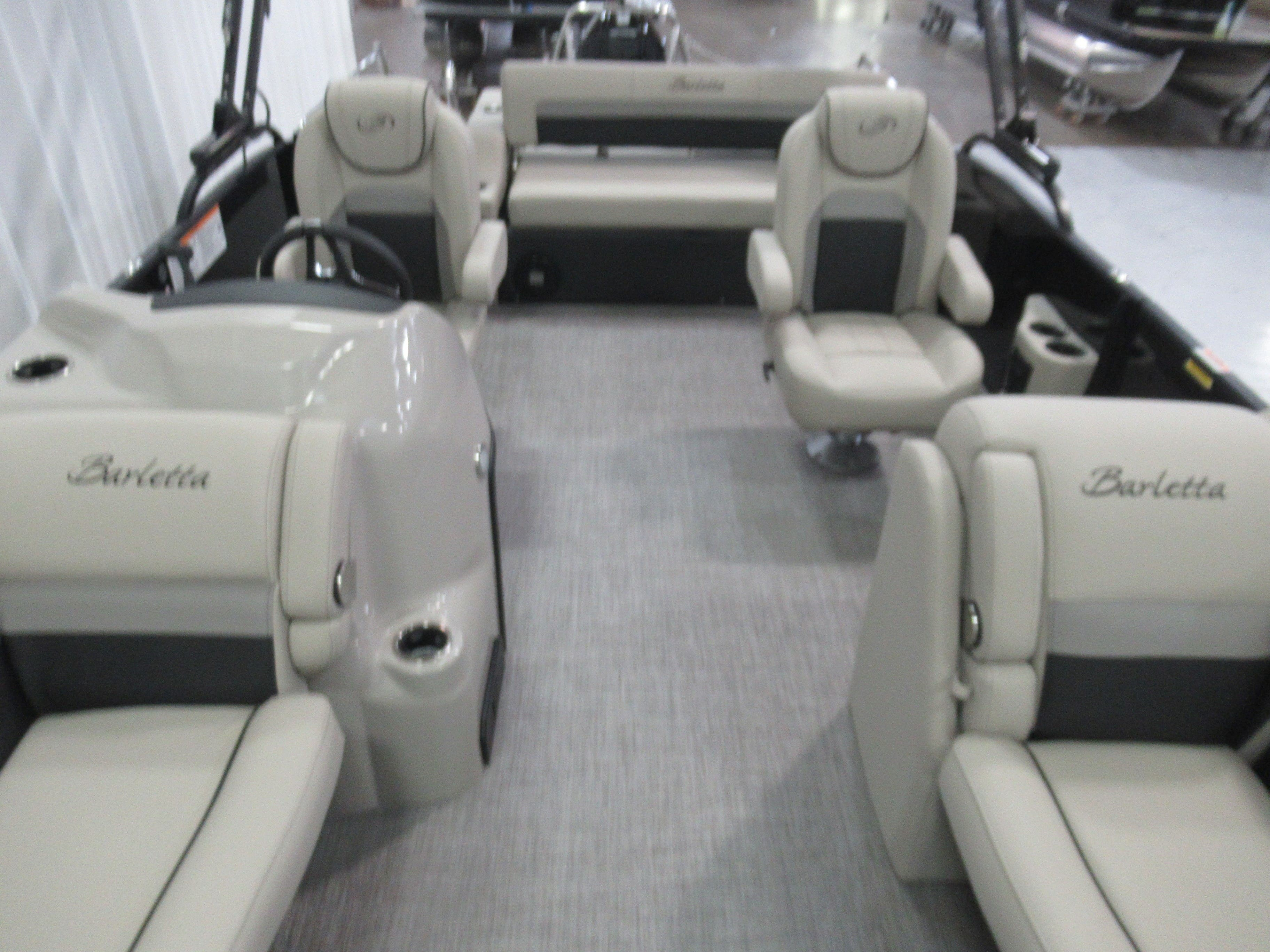 2021 Barletta boat for sale, model of the boat is C24uc & Image # 5 of 11